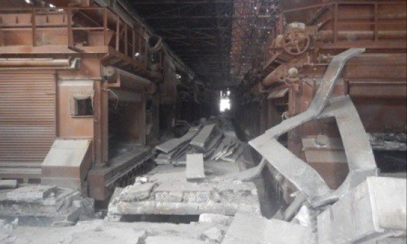 СБУ: Запорожский алюминиевый комбинат уничтожали винтересах соперников изРФ