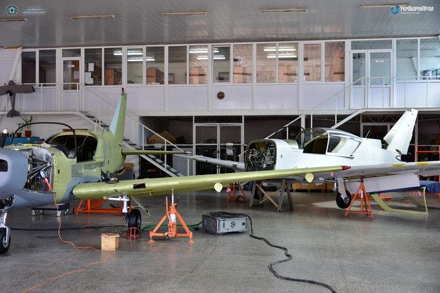 «Укроборонпром»: Новый украинский самолет «Дельфин» может выполнять фигуры высшего пилотажа