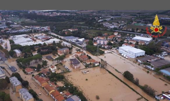 ВИталии погибли семь человек из-за сильного ливня