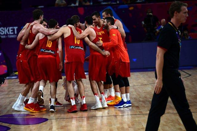 Жители России уступили вполуфиналеЧЕ побаскетболу