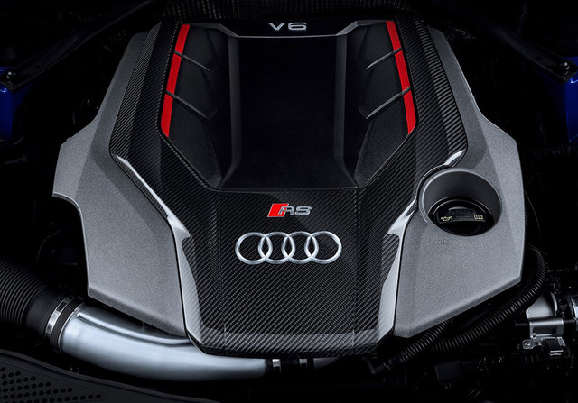 Ауди представила быстрейшую RS4 вистории