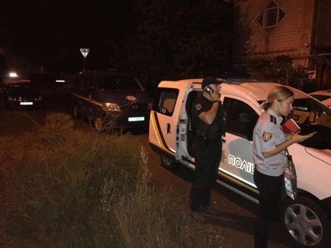 ВОдессе бросили гранату в личный дом