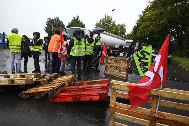 ВоФранции предполагается новый виток протестного движения против реформы труда