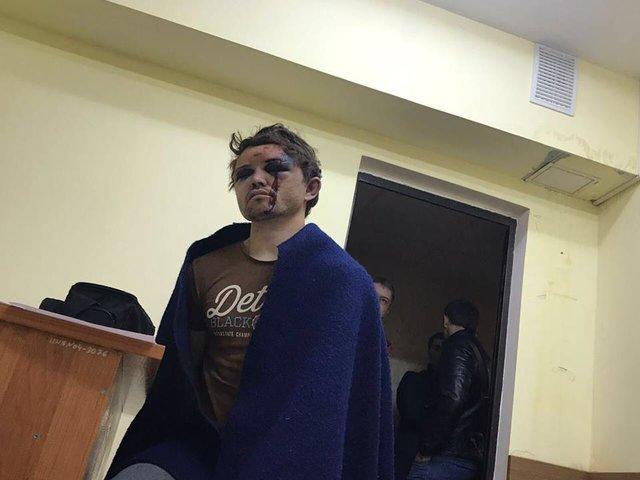 Бой в Российской Федерации уграницы Украины: появились новые детали ифото