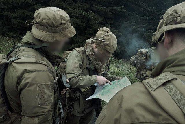 Украинские военные завоевали серебряные медали научениях ExCambrian Patrol