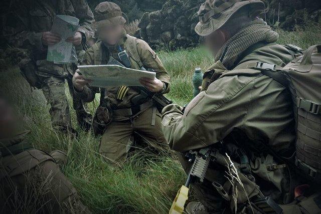 Украина втройке наилучших навоенных учениях вСоединенном Королевстве
