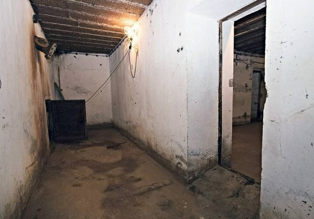 ВНормандии выставили на реализацию собственный бункер Гитлера