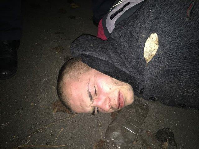 Офицер милиции ранен ножом при задержании преступников вКропивницком