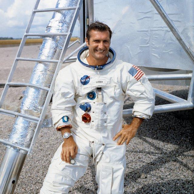 ВСША скончался пилот NASA Ричард Гордон ввозрасте 88 лет