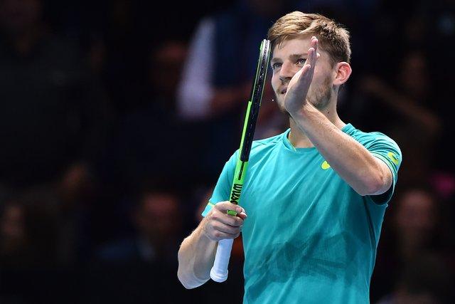 Федерер в 3-х сетах сломил сопротивления Чилича наИтоговом турнире ATP