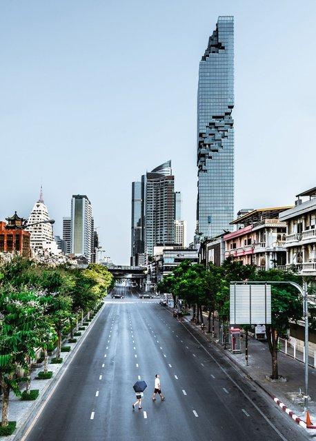 4. МахаНакхон, Бангкок, Таиланд. Фото: Courtesy of Emporis/Alexander Roan