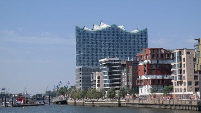 5. Эльбская филармония, Гамбург, Германия. Фото: Courtesy of Emporis/Tim Bindels