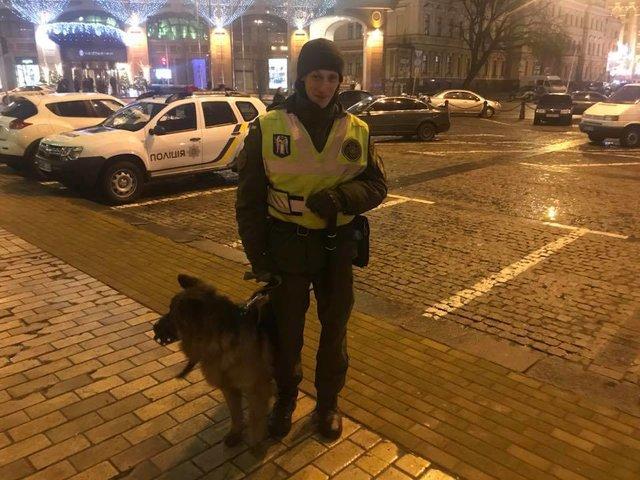 В милиции отчитались оновогодней ночи, существенных нарушений небыло