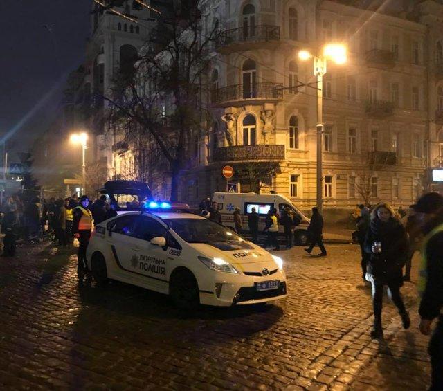 МВД: Вновогодних мероприятиях приняли участие неменее 1,35 млн украинцев
