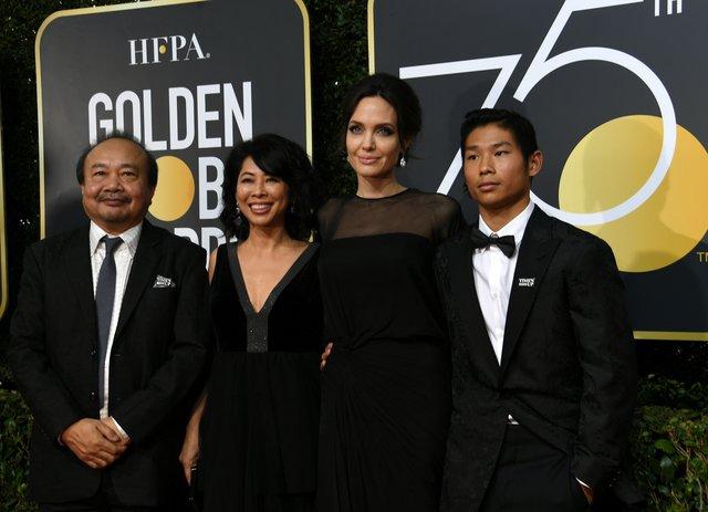 Анджелина Джоли иДженнифер Энистон впервый раз встретятся наЗолотом Глобусе