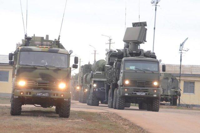США осудили размещение вКрыму русского дивизиона С-400