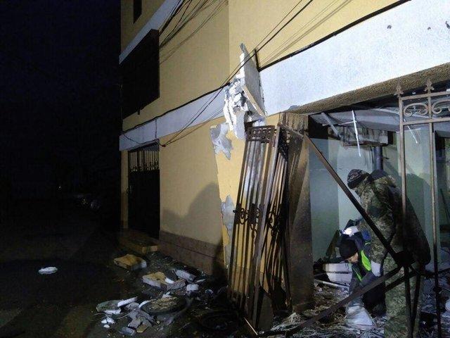 ВОдесской области набазе отдыха взорвалась самодельная бомба