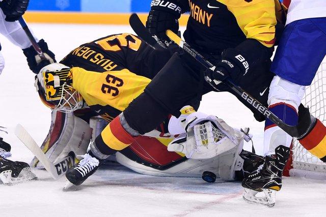 Хоккей наОлимпиаде-2018. Германия всерии буллитов одолела Норвегию