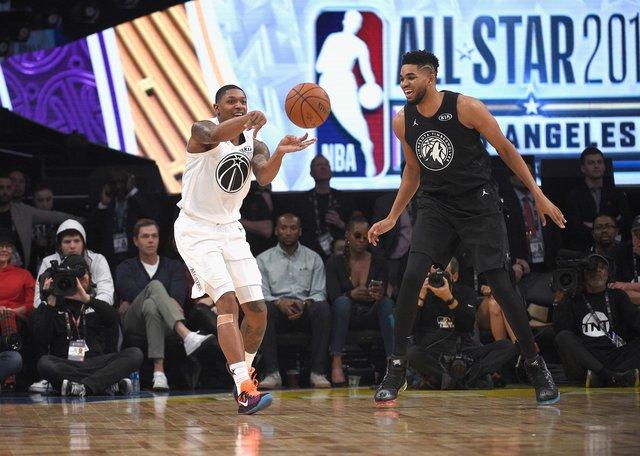 Джеймс стал MVP Матча всех звезд НБА
