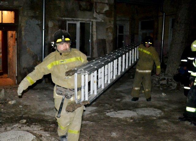 ВОдессе напенсионерку обрушилась стена жилого дома