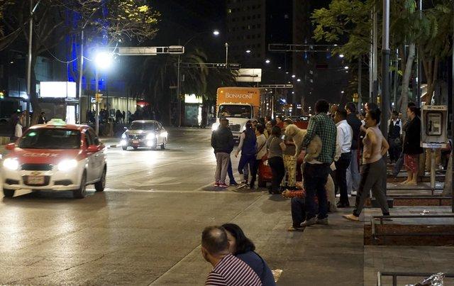 ВМексике случилось очередное сильное землетрясение