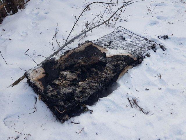 ВРовенской области вовремя пожара погибли мать исын