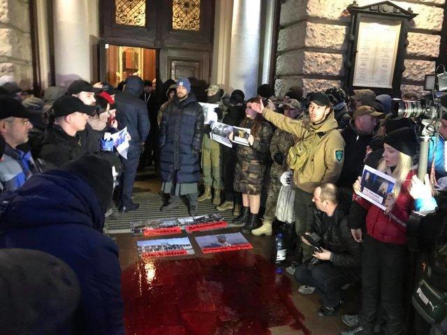 Билык во Львове сделала заявление об агрессии России в Украине: опубликованы фото и видео