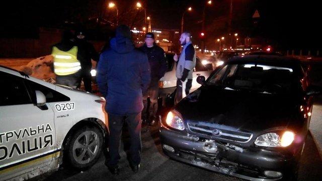 В Харькове пьяный лихач устроил пять ДТП и протаранил машину копов, фото-3