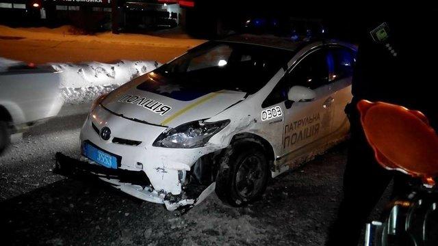 В Харькове пьяный лихач устроил пять ДТП и протаранил машину копов, фото-4
