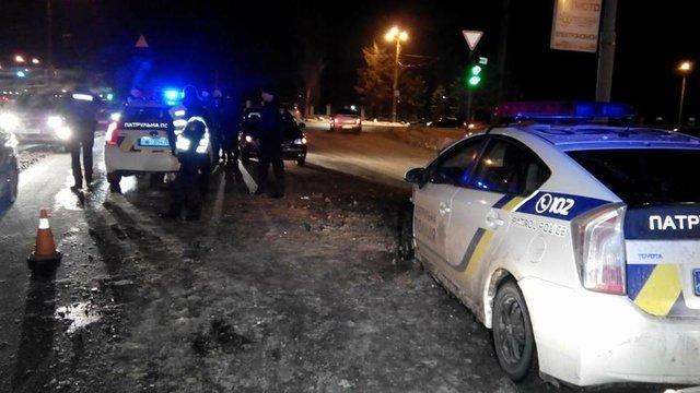 В Харькове пьяный лихач устроил пять ДТП и протаранил машину копов, фото-5