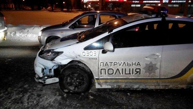 В Харькове пьяный лихач устроил пять ДТП и протаранил машину копов, фото-6