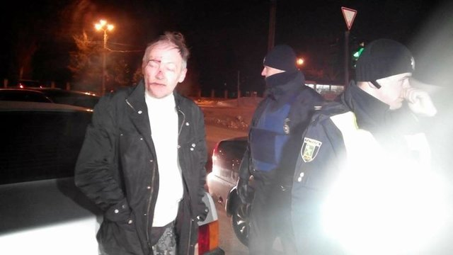 В Харькове пьяный лихач устроил пять ДТП и протаранил машину копов, фото-9