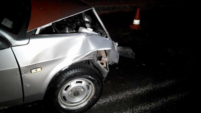 В Харькове пьяный лихач устроил пять ДТП и протаранил машину копов, фото-10