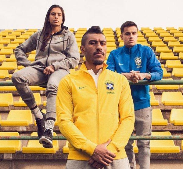 Сборная Бразилии в российской столице разгромно обыграла сборную РФ
