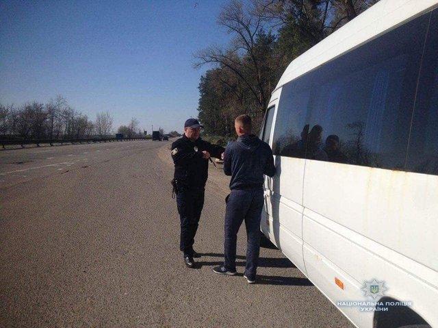 Смертельное ДТП вКривом Роге: количество пассажиров вмаршрутке превышало норму