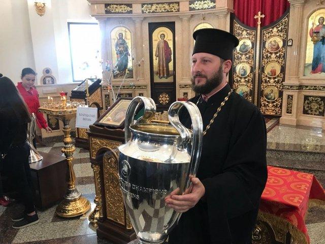 Размещен промо ролик кфиналу Лиги чемпионов вКиеве