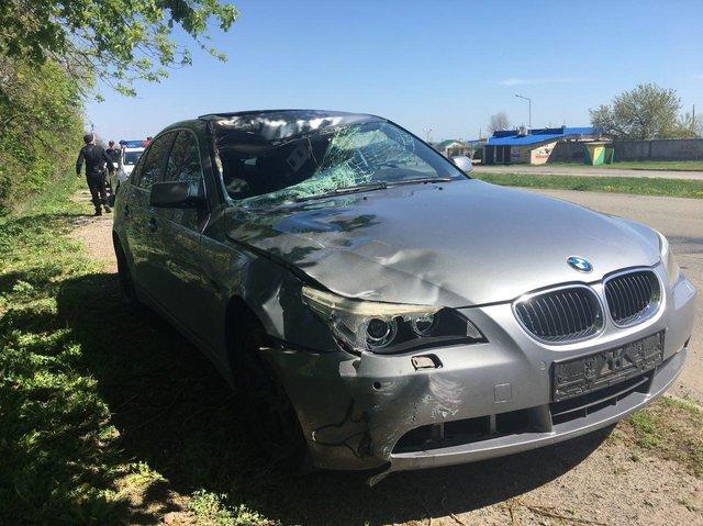 ВЕкатеринбурге шофёр БМВ насмерть сбил пешехода