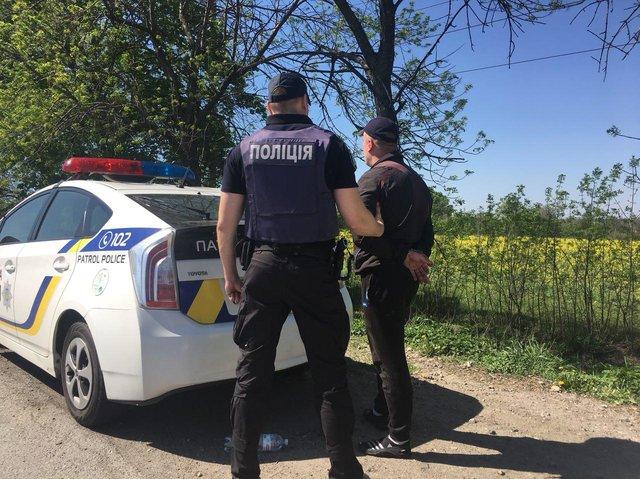 ВДнепре неизвестный угнал авто исбил насмерть велосипедистку