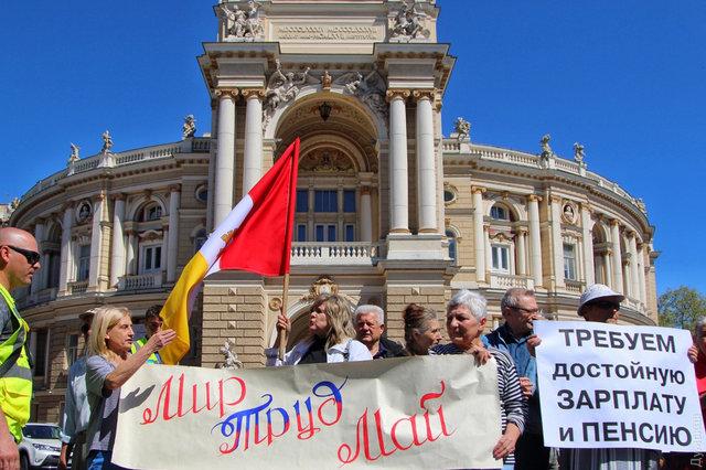 ВпосольствеРФ возмутились молчанием США вгодовщину трагедии вОдессе