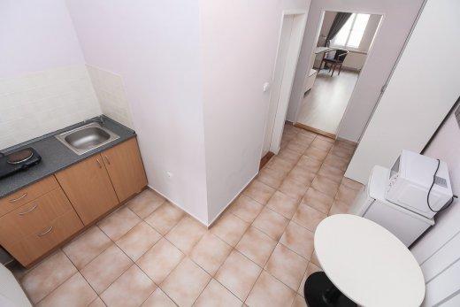 Однокомнатная квартира в Праге за 650 долл.