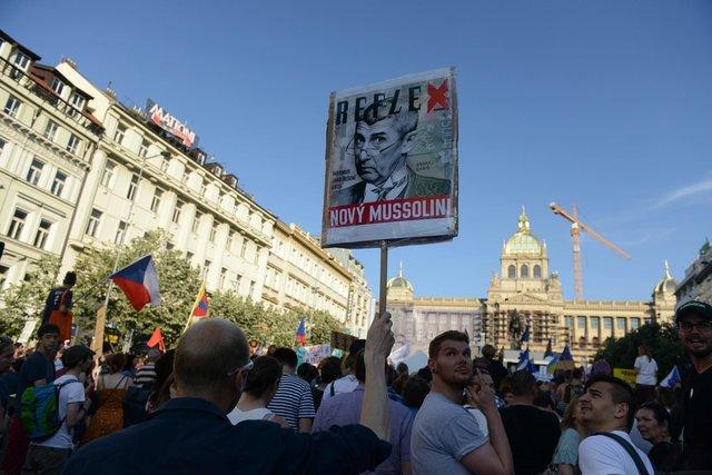 Президент Чехии Земан снова назначил премьер-министром Андрея Бабиша