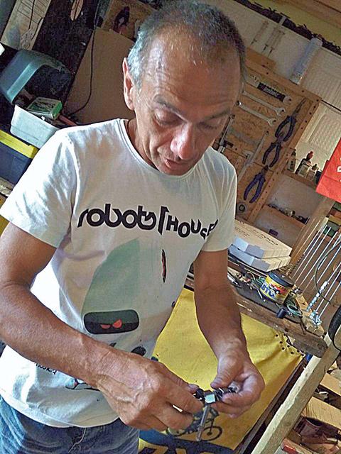Дмитрий Акилин. Соорганизатор проекта. Фото: П. Мордынская