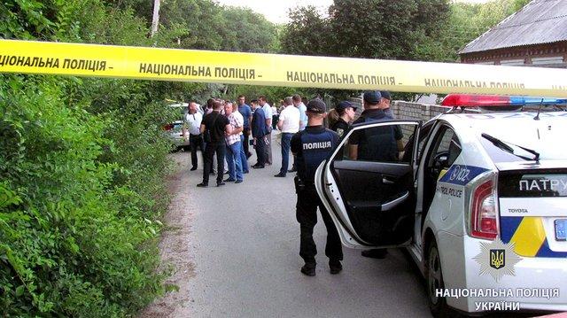 ВХарькове подорвали автомобиль директора фармкомпании