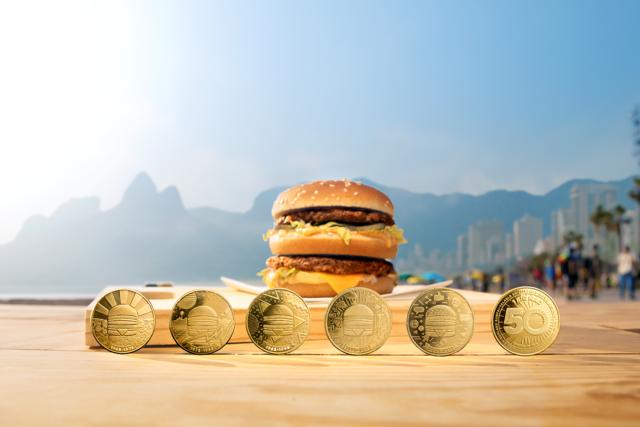 McDonald's запускает свою валюту