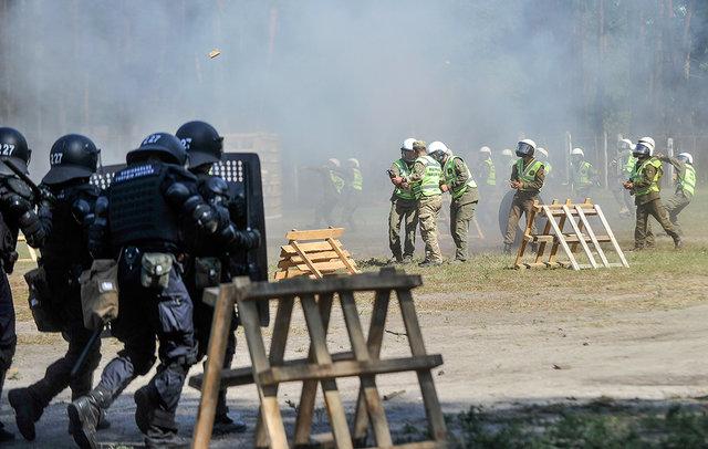 НаОдесчине прошли тестирования  новоиспеченной  украинской ракеты