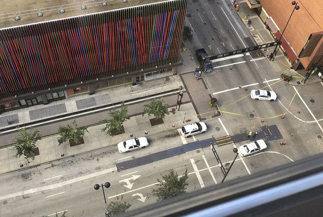 ВСША произошла стрельба вбанке, погибли четыре человека