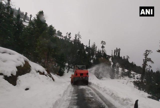 сніг гімалаї