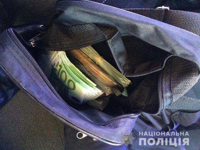 Мужчину одурачили на50 тыс. евро вфиктивном обменнике вцентре столицы Украины