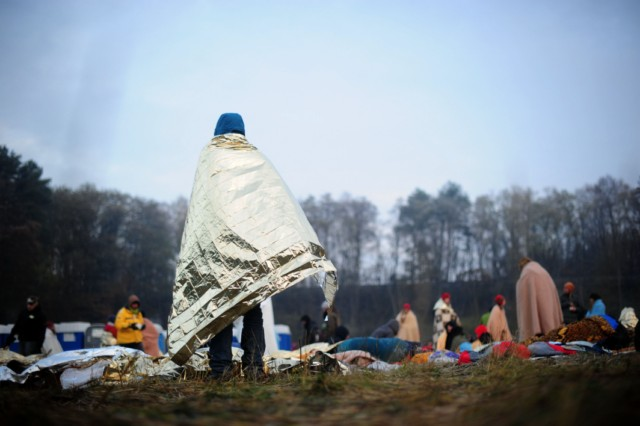 An anti nuclear protestor against the Castor transport and storage of nuclear waste rests on bags of hay at their  blockade after sleeping on the road leading to the storage facility in Gorleben, November 8, 2010. The northern German town of Gorleben will receive the contentious waste for storage among huge protests along the route from France to Germany.   AFP PHOTO/ODD ANDERSEN , Anti nuclear protestors against the transport and storage of nuclear waste reads the papers as they wake up at their blockade after sleeping on the road leading to the storage facility in Gorleben, November 8, 2010. The northern German town of Gorleben will receive the contentious waste for storage among huge protests along the route from France to Germany.   AFP PHOTO/ODD ANDERSEN , Anti nuclear protestors against the transport and storage of nuclear waste wake up at their  blockade leading to the storage facility in Gorleben, November 8, 2010. The northern German town of Gorleben will receive the contentious waste for storage among huge protests along the route from France to Germany.   AFP PHOTO/ODD ANDERSEN , Anti-nuclear protestors remove the stones from underneath the train tracks on November 7, 2010 in Leitstade near Dannenberg. Police clashed with activists trying to halt a train carrying nuclear waste from France to Germany as protests against the shipment turned increasingly violent. . AFP PHOTO  / FABIAN BIMMER GERMANY OUT , Riot police on horesback confront anti nuclear protestors blocking the train tracks near Harlingen on November 7, 2010. Police clashed with activists trying to halt a train carrying nuclear waste from France to Germany as protests against the shipment turned increasingly violent. AFP PHOTO/ODD ANDERSEN , Riot police on horesback confront anti nuclear protestors blocking the train tracks near Harlingen on November 7, 2010. Police clashed with activists trying to halt a train carrying nuclear waste from France to Germany as protests against the shipment turned increasingly violent. AFP PHOTO/ODD ANDERSEN , Riot police patrol as an anti nuclear protestor blocking the train tracks blows bubbles near Harlingen on November 7, 2010. Police clashed with activists trying to halt a train carrying nuclear waste from France to Germany as protests against the shipment turned increasingly violent. AFP PHOTO/ODD ANDERSEN , Riot police patrol as an anti nuclear protestor blocking the train tracks blows bubbles near Harlingen on November 7, 2010. Police clashed with activists trying to halt a train carrying nuclear waste from France to Germany as protests against the shipment turned increasingly violent. AFP PHOTO/ODD ANDERSEN , Riot police attempt to remove anti-nuclear protestors fromthe train tracks on November 7, 2010 in Metzingen near Gorleben. Police clashed with activists trying to halt a train carrying nuclear waste from France to Germany as protests against the shipment turned increasingly violent. AFP PHOTO / JOHANNES EISELE , Riot police watch anti nuclear protestors blocking the train tracks near Harlingen on November 7, 2010. Police clashed with activists trying to halt a train carrying nuclear waste from France to Germany as protests against the shipment turned increasingly violent. AFP PHOTO/ODD ANDERSEN , Riot police on horesback confront anti nuclear protestors blocking the train tracks near Harlingen on November 7, 2010. Police clashed with activists trying to halt a train carrying nuclear waste from France to Germany as protests against the shipment turned increasingly violent. AFP PHOTO/ODD ANDERSEN , Riot police confront anti nuclear protestors blocking the train tracks near Harlingen on November 7, 2010. Police clashed with activists trying to halt a train carrying nuclear waste from France to Germany as protests against the shipment turned increasingly violent. AFP PHOTO/ODD ANDERSEN , Two naked anti-nuclear protestors make their way through a field towards to the train tracks near Harlingen on November 7, 2010 near Gorleben. Police clashed with activists trying to halt a train carrying nuclear waste from France to Germany as protests against the shipment turned increasingly violent.  AFP PHOTO/ODD ANDERSEN , Protestors sit on sacks of straw as they block thre train tracks on November 7, 2010 near Harlingen. Police clashed with activists trying to halt a train carrying nuclear waste from France to Germany as protests against the shipment turned increasingly violent. AFP PHOTO / JOHANNES EISELE , Protestors sit on sacks of straw as they block thre train tracks on November 7, 2010 near Harlingen. Police clashed with activists trying to halt a train carrying nuclear waste from France to Germany as protests against the shipment turned increasingly violent. AFP PHOTO / JOHANNES EISELE , Anti nuclear protestors carrying sacks of staw against the cold make their way through the woods to stage a road blockade near the northern German town of Gorleben on November 7, 2010. Police clashed with activists trying to halt a train carrying nuclear waste from France to Germany as protests against the shipment turned increasingly violent. AFP PHOTO /  LUKAS KREIBIG , Anti nuclear protestors stage a road blockade near the northern German town of Gorleben on November 7, 2010. Police clashed with activists trying to halt a train carrying nuclear waste from France to Germany as protests against the shipment turned increasingly violent. AFP PHOTO /  LUKAS KREIBIG , Anti nuclear protestors, some sleeping, stage a road blockade near the northern German town of Gorleben on November 7, 2010. Police clashed with activists trying to halt a train carrying nuclear waste from France to Germany as protests against the shipment turned increasingly violent. AFP PHOTO /  LUKAS KREIBIG , A police officer uses a fire extinguisher to put out a fire on their vehicle after it was set alight by anti nuclear protestors on November 7, 2010 in the woods near in Metzingen. Protests are underway against the Castor transport of nuclear waste to the storage facility in a salt deposit in Gorleben taking place this weekend. AFP PHOTO / PHILIPP SCHULZE GERMANY OUT , Anti nuclear protestors against the Castor transport and storage of nuclear waste sleep and rest on the tracks during a blockade near Harlingen on November 7, 2010. Police clashed with activists trying to halt a train carrying nuclear waste from France to Germany as protests against the shipment turned increasingly violent. AFP PHOTO/ODD ANDERSEN , Anti nuclear protestors take part in a blockade of the train tracks near Harlingen on November 7, 2010. Police clashed with activists trying to halt a train carrying nuclear waste from France to Germany as protests against the shipment turned increasingly violent. AFP PHOTO / JOHANNES EISELE , Riot police carry anti nuclear protestors who blocked the train tracks near Harlingen in the early hours of the morning on November 8, 2010. After a weekend of heavy protests, which at times turned violent as police with truncheons charging demonstrators, protestors aimed to block a train carrying a cargo of nuclear waste from France to Germany to the underground  storage facility in Gorleben in northern Germany. AFP PHOTO /  LUKAS KREIBIG , Anti-nuclear protestors wrapped in blankets gesture as the castor train drives past the open-air temporary detainment center where the police held the protestors on November 8, 2010 in Harlingen. The 123 tonnes of radioactive waste arrived at the unloading station at Dannenberg and must now be loaded onto lorries for the final 20-kilometre (12-mile) stretch by road to the storage facility in Gorleben in northern Germany. AFP PHOTO / JOHANNES EISELE , Anti-nuclear protestors wrapped in blankets are held by police in a open-air temporary detainment center as the castor train with nuclear waste is awaited on November 8, 2010 in Harlingen. The 123 tonnes of radioactive waste arrived on November 8 at the unloading station at Dannenberg and must now be loaded onto lorries for the final 20-kilometre (12-mile) stretch by road to the storage facility in Gorleben in northern Germany. AFP PHOTO / JOHANNES EISELE , Riot police carry an anti nuclear protestor who blocked the train tracks near Harlingen in the early hours of the morning on November 8, 2010. After a weekend of heavy protests, which at times turned violent as police with truncheons charging demonstrators, protestors aimed to block a train carrying a cargo of nuclear waste from France to Germany to the underground  storage facility in Gorleben in northern Germany. AFP PHOTO /  LUKAS KREIBIG , Anti-nuclear protestors sleep wrapped in blankets as they are held by police in a temporary open-air detainment center as the castor train with nuclear waste is awaited on November 8, 2010 in Harlingen. The 123 tonnes of radioactive waste arrived on November 8 at the unloading station at Dannenberg and must now be loaded onto lorries for the final 20-kilometre (12-mile) stretch by road to the storage facility in Gorleben in northern Germany. AFP PHOTO / JOHANNES EISELE , Anti-nuclear protestors sleep wrapped in blankets as they are held by police in a temporary open-air detainment center as the castor train with nuclear waste is awaited on November 8, 2010 in Harlingen. The 123 tonnes of radioactive waste arrived on November 8 at the unloading station at Dannenberg and must now be loaded onto lorries for the final 20-kilometre (12-mile) stretch by road to the storage facility in Gorleben in northern Germany. AFP PHOTO / JOHANNES EISELE , An anti-nuclear protestors wrapped in rescue blanket stands up in the morning in a temporary open-air detainment center where they were they are held by police as the castor train with nuclear waste is awaited on November 8, 2010 in Harlingen. The 123 tonnes of radioactive waste arrived on November 8 at the unloading station at Dannenberg and must now be loaded onto lorries for the final 20-kilometre (12-mile) stretch by road to the storage facility in Gorleben in northern Germany. AFP PHOTO / JOHANNES EISELE