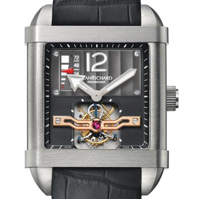 Paramount Tourbillion Linear Power Reserve, «JeanRichard»<br />Цена: $128,000